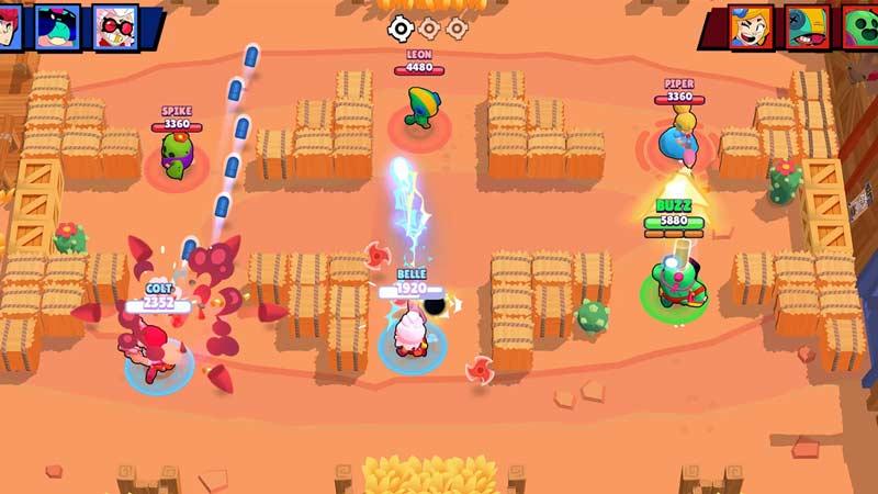 brawl stars best mobile moba games