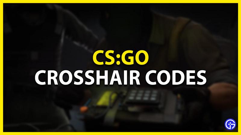 crosshair codes csgo