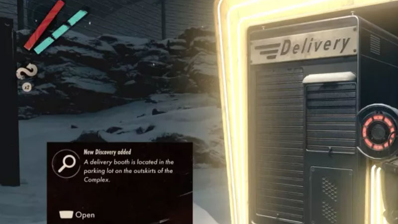 Deathloop Delivery Booth Locations And Access Codes