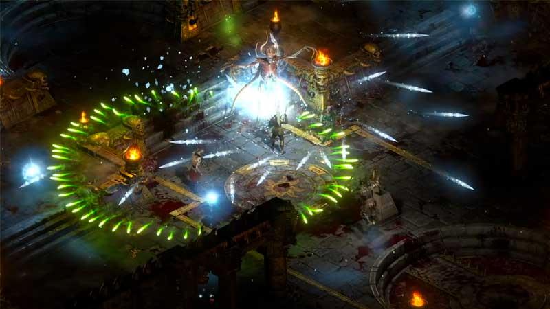 diablo 2 multiplayer coop cross play platform