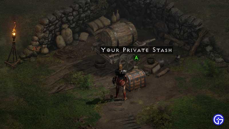 Diablo 2 Resurrected increase inventory size