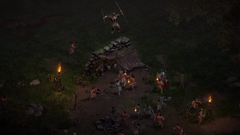 best solo class and build for diablo 2 resurrected
