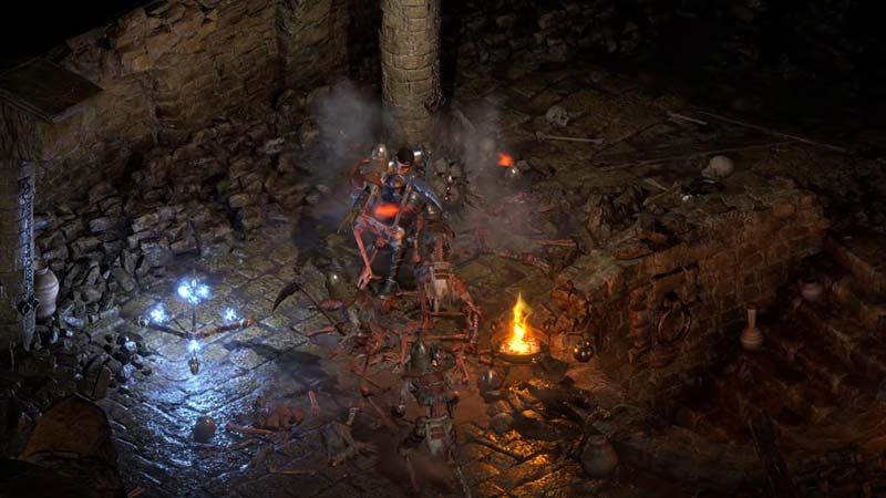 diablo 2 resurrected stuck creating game fix
