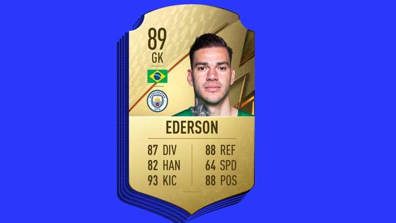 ederson man city player ratings