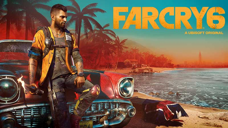 Far Cry 6 Watch