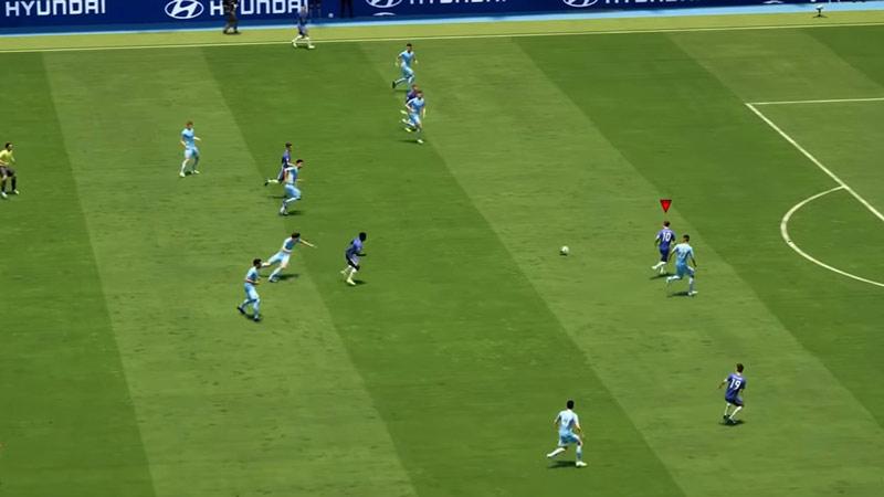 fifa 22 through ball