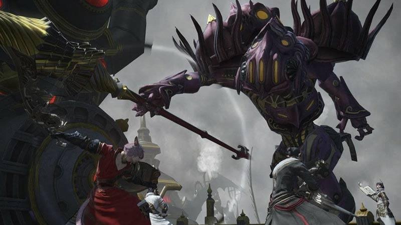 final fantasy 14 unidentified magitek