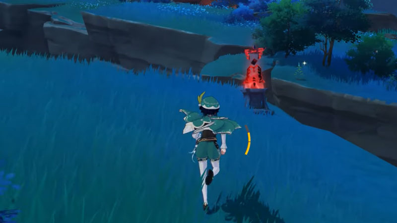 Narukami Time Trial Genshin Impact: All Narukami Island Challenges