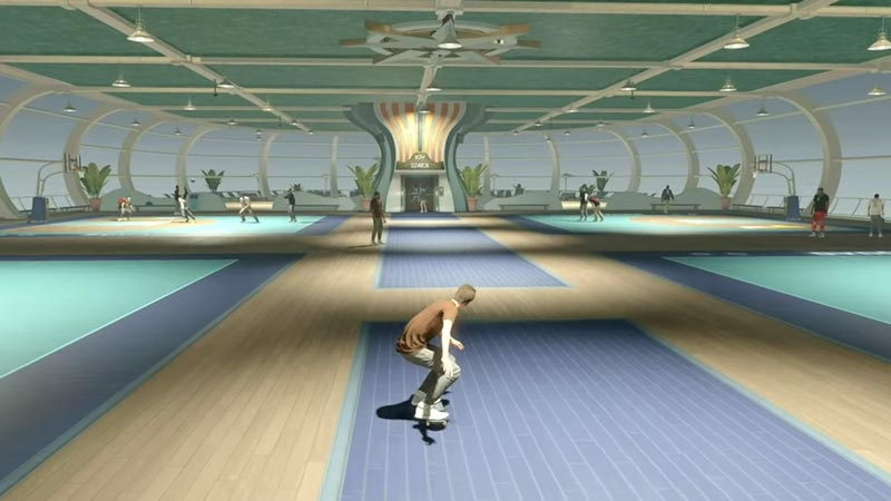nba 2k22 how to get and use skateboard