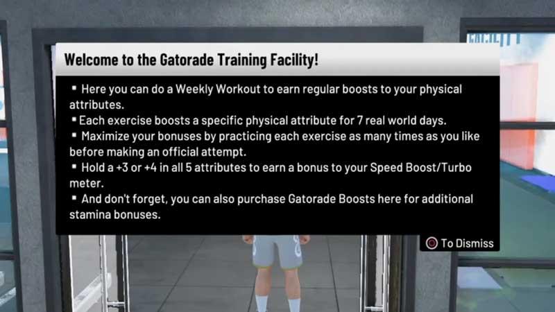 gym rat badge nba 2k22