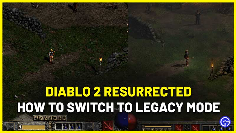 How To Change Graphics & Switch To Legacy Mode