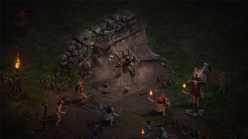 diablo II resurrected how to fix character disappeared and progress gone