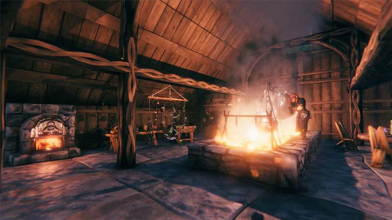 valheim how to craft iron buckler