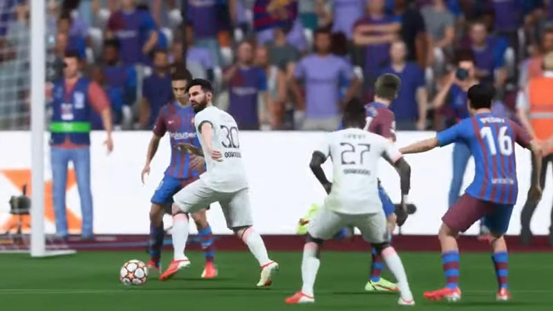 how to pass fifa 22