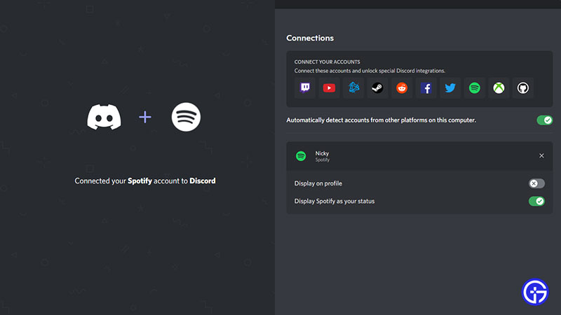 how to listen to music on discord without bot