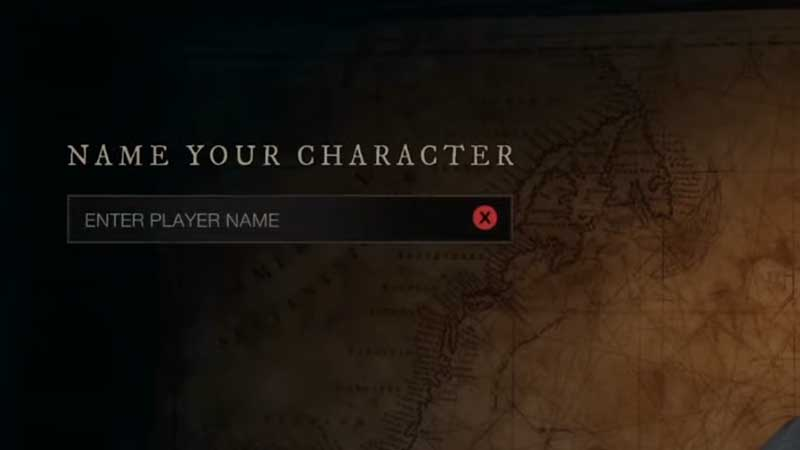 how to server your name in new world