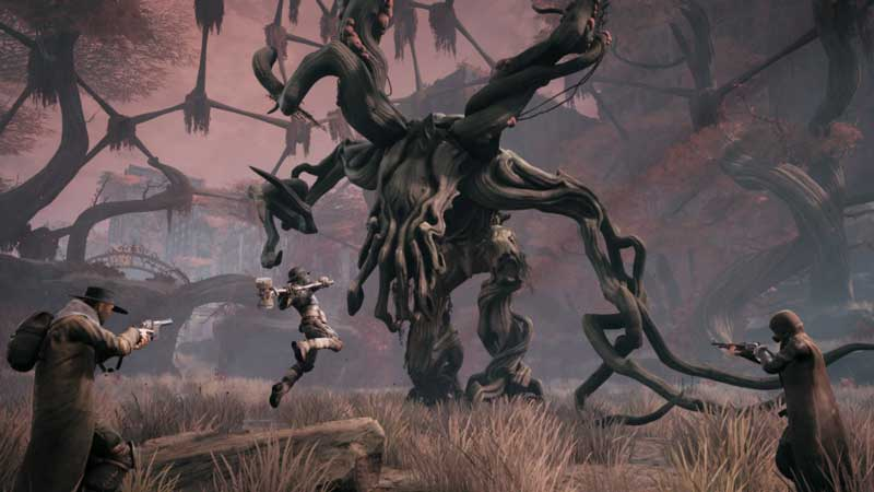 Remnant: From The Ashes Crossplay Cross-Platform