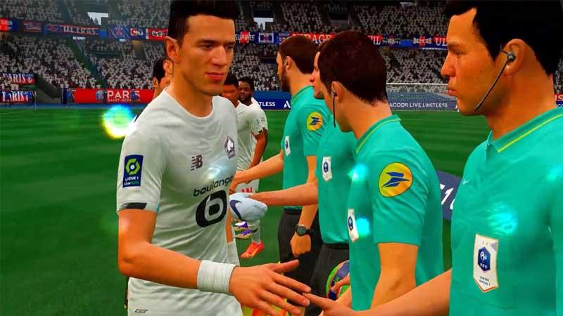 losc lille best team career mode fifa 22