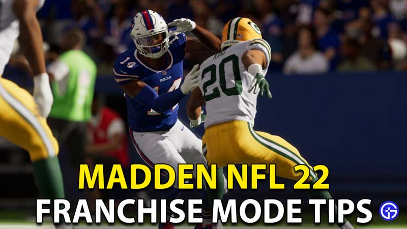 Madden 22 Franchise Tips And Tricks: Build A Dynasty In NFL