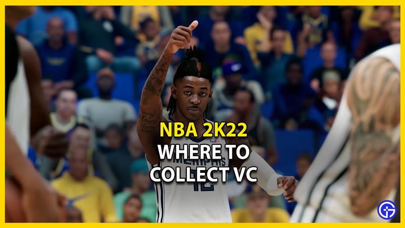 where to collect endorsement vc checks in nba 2k22