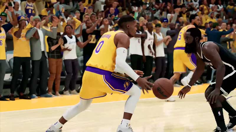 NBA 2K22 How To Dribble   Dribbling Guide And Controls