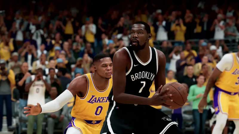 NBA 2K22 Size Up Moves: How To Perform Dribble Moves