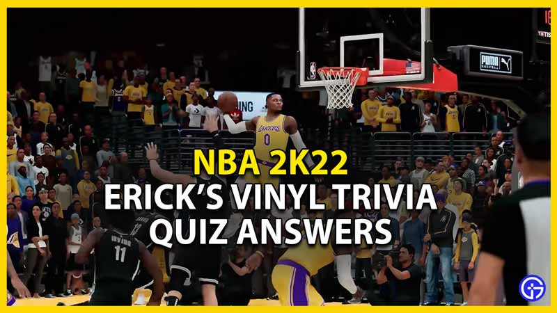 nba2k22 the music scene marvins room answers
