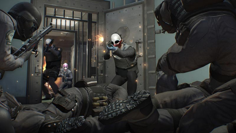 payday 2 speed