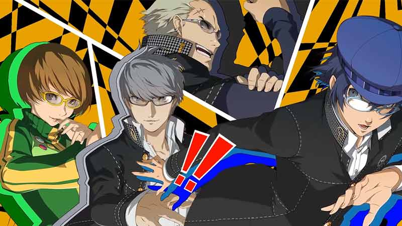 p4g best anime games steam