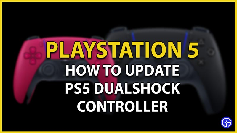 playstation 5 controller update