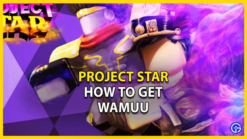 how to get wamuu in project star and use wamuu's horn