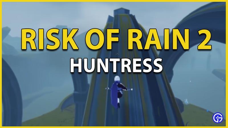 risk of rain 2 huntress arctic