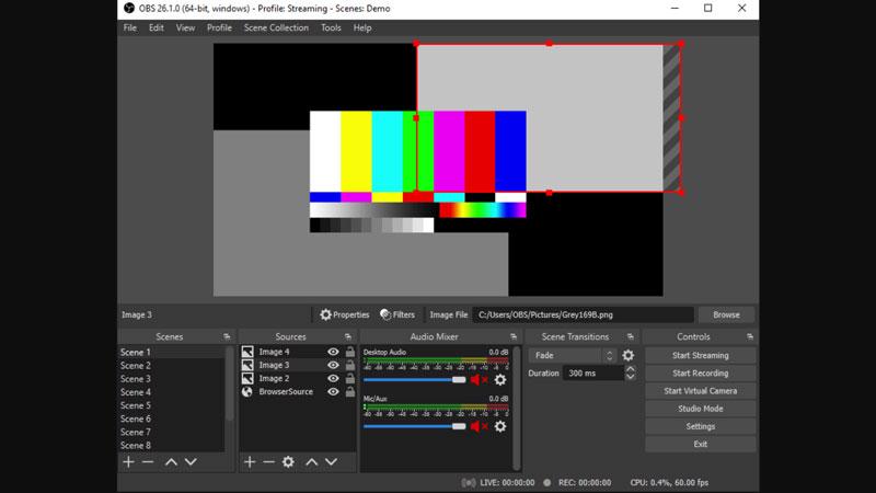 OBS Game Capture Black Screen Error Fix Solution