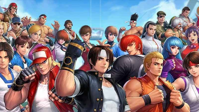 tier list the king of fighters