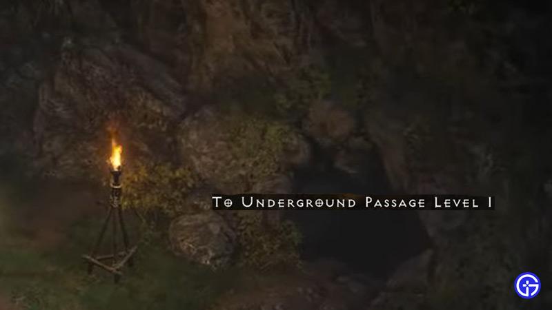 underground passage diablo 2
