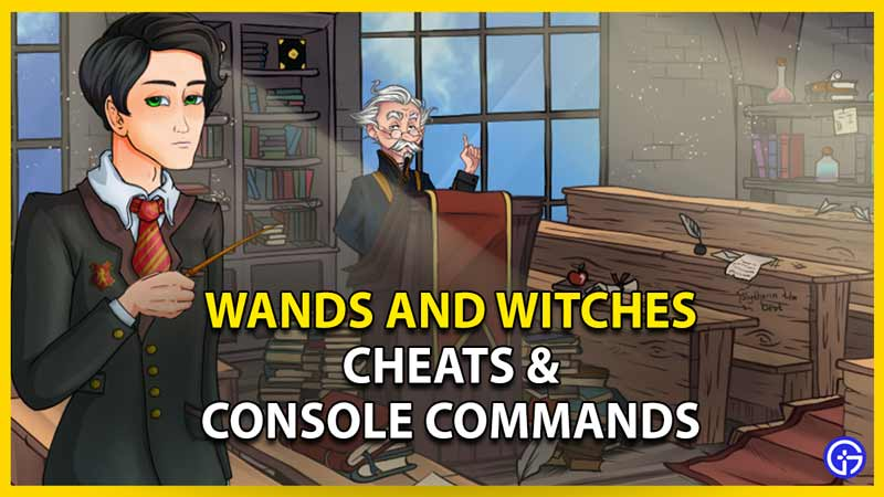 wands and witches console commands