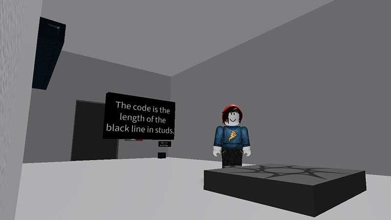 roblox untitled door game codes answers