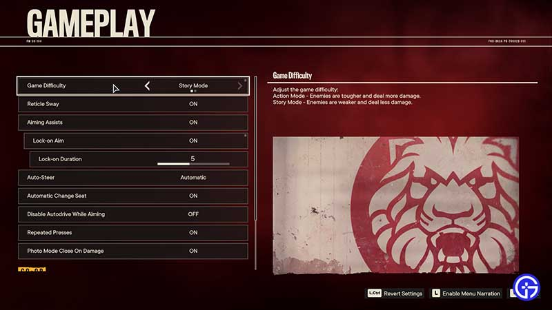 Far Cry 6 Difficulty Levels & Which Setting Should you Choose