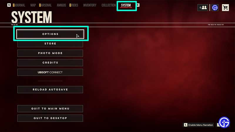 how to adjust difficulty in far cry 6