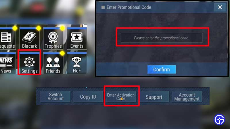How to Enter and Redeem Final Gear Promotional gift Codes