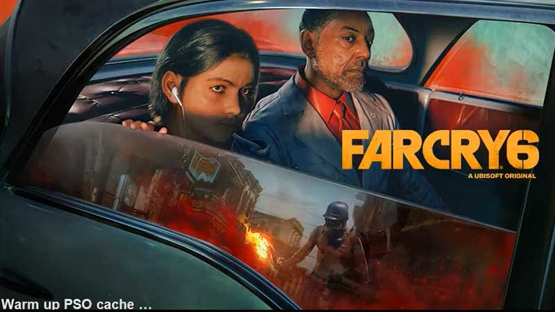 How to Fix Far Cry 6 Warm Up PSO Cache Error