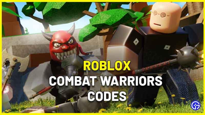 Roblox Combat Warriors Codes