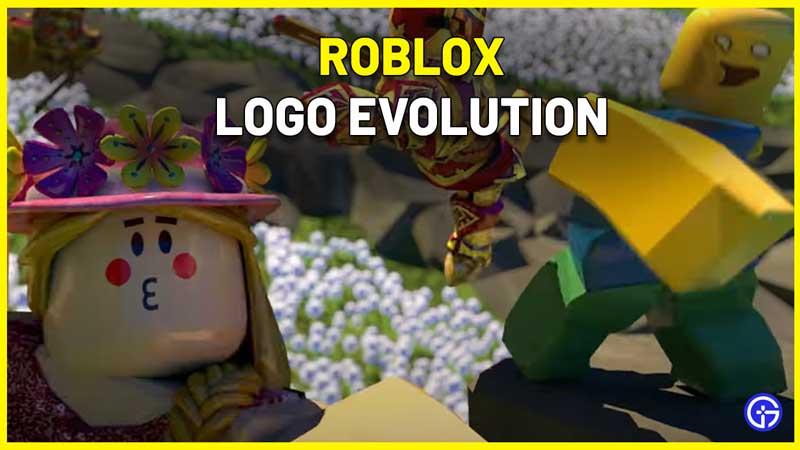 roblox logo evolution