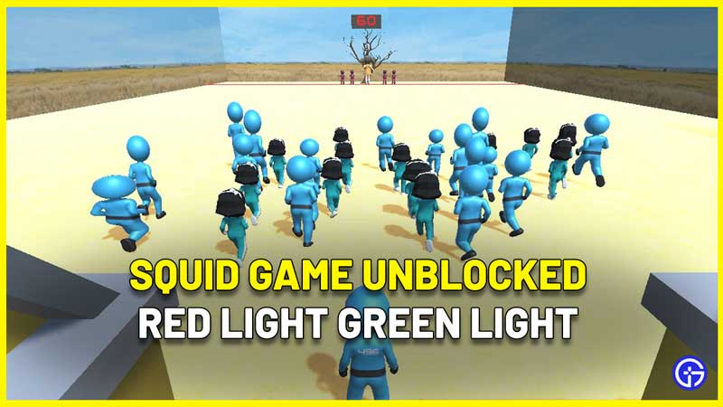 Squid Games Unblocked how to play online