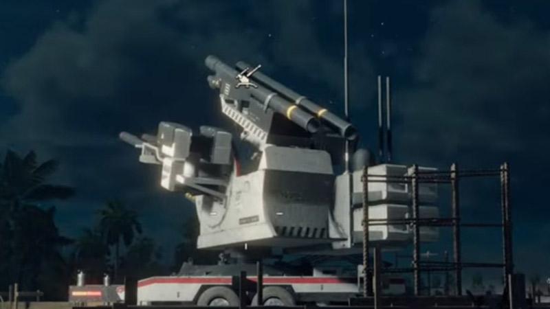 airdrop cannon destroy