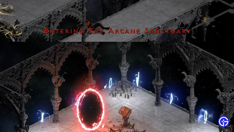 arcane sanctuary