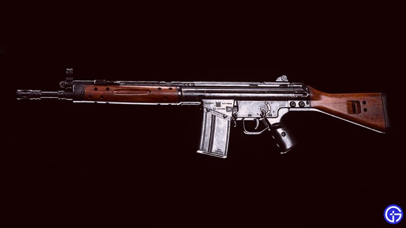 c58 assault rifle cod warzone