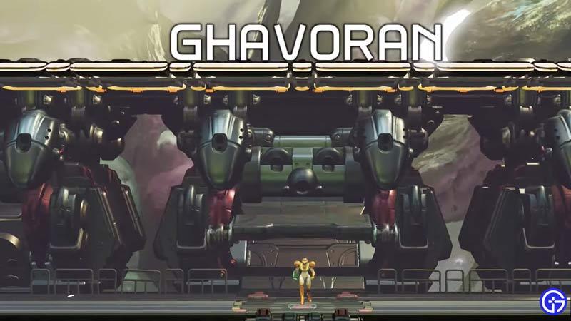 checkpoint ghavoran