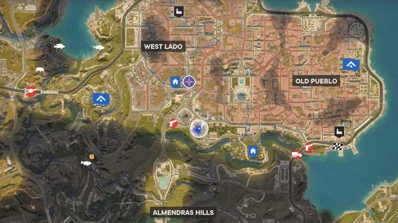 Far Cry 6 Criptograma Chests & Criptograma Charts Locations