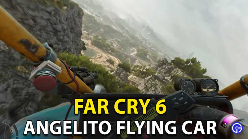 Far Cry 6 Angelito FW Turbo Flying Car Location: How To Find?